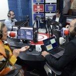 ENTREVISTA CON DIANA VERÓNICA Y TONY COMISIONADO PRESIDENCIAL PARA PROYECTOS ESTRATÉGICOS