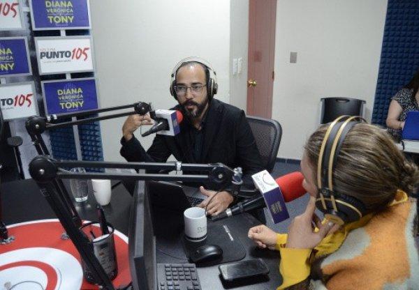 EntrevistaconDianaVernicayTonyComisionadoPresidencialparaProyectosEstratgicoscu_e520x360