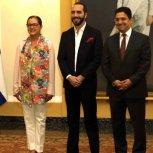 EL SALVADOR, MARRUECOS MINISTRO DE ASUNTOS EXTERIORES Y COOPERACIÓN INTERNACIONAL